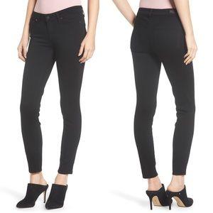 Paige Verdugo Ankle Black Skinny Jeans 26
